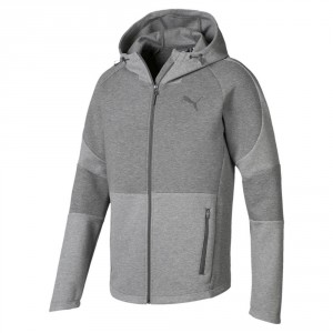 MAJICA Evostripe Move Hooded Jacket