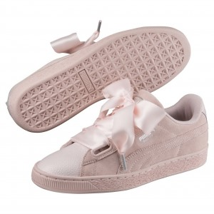 TENISICA  PUMA SUEDE HEART BUBBLE WN'S
