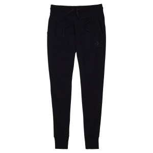 HLAČE HIGH WAISTED SLIM JOGGER