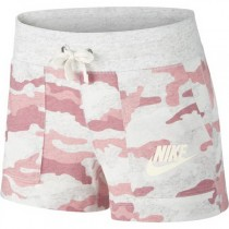 HLAČICE W NSW GYM VNTG SHORT CAMO