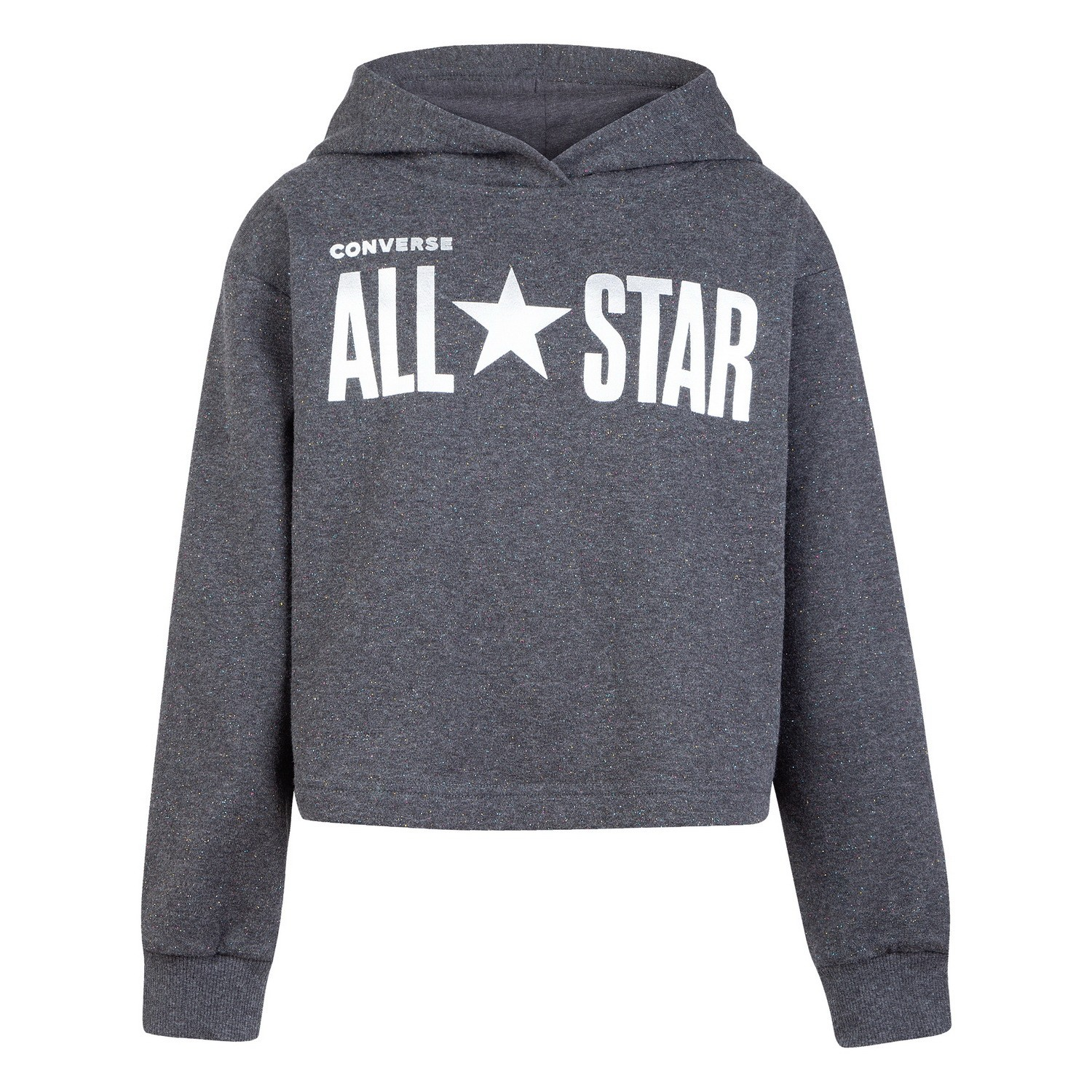 MAJICA LUREX FRENCH TERRY ALL STAR HOODIE