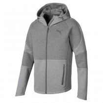 MAJICA Evostripe Move Hooded Jacket