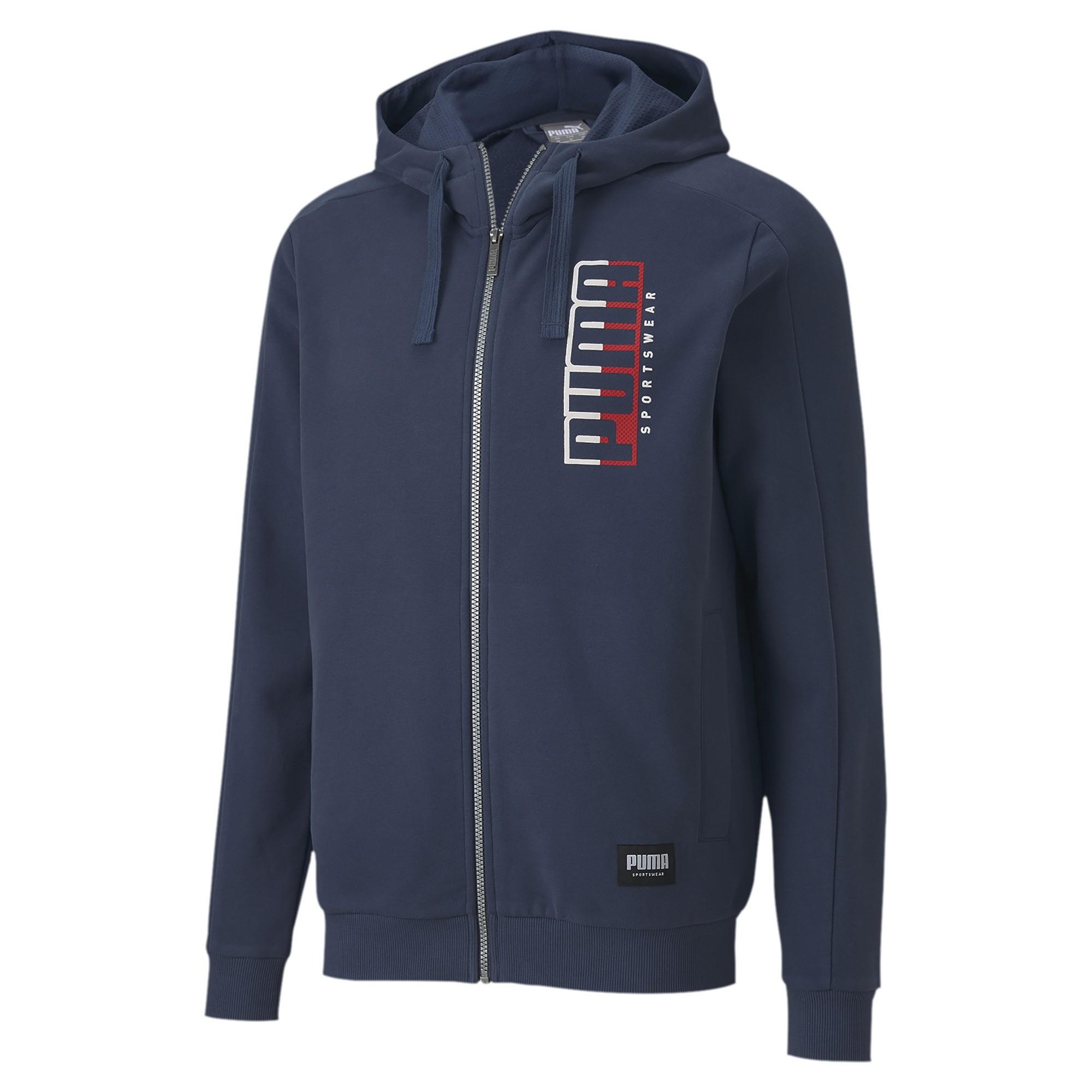 MAJICA ATHLETICS Hooded Jacket TR