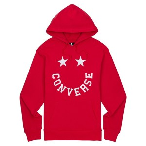 MAJICA CONVERSE GRAPHIC PO HOODIE FT 2