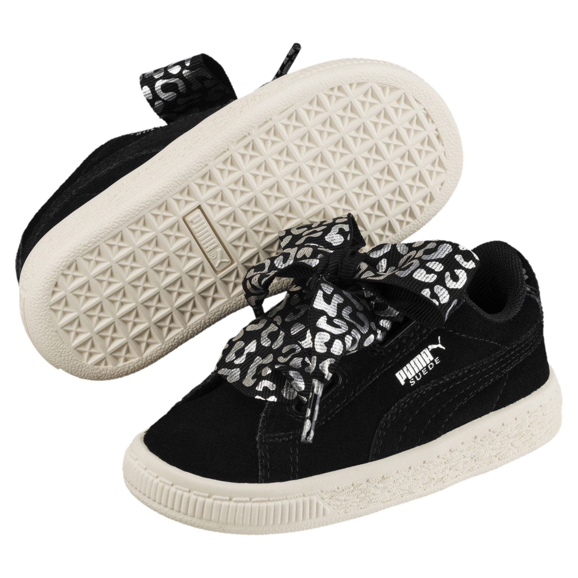 TENISICA  SUEDE HEART ATHLUXE JR