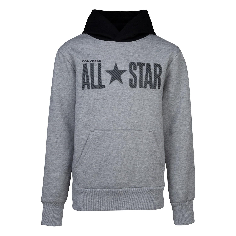 MAJICA All Star Colorblock Fleece Pulover