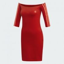 HALJINA SHOULDER DRESS