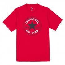 MAJICA CONVERSE CHUCK PATCH TEE RED