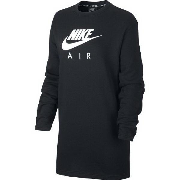 MAJICA W NSW AIR CREW DRESS BB FLC