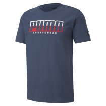MAJICA ATHLETICS Tee Big Logo