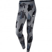 HLAČE W NSW MODERN PANT TIGHT AOP