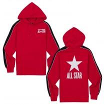 MAJICA Converse All Star Track PO Hoodie