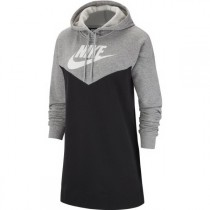 HALJINA W NSW HRTG HOODIE DRESS SB