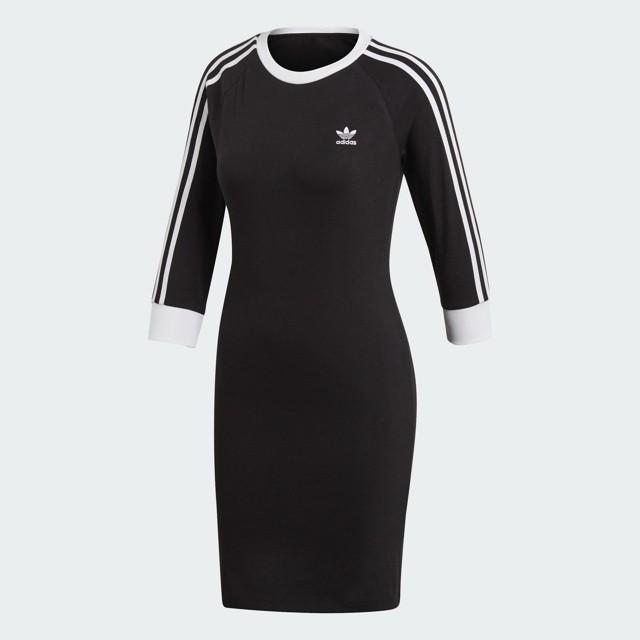 HALJINA 3 STRIPES DRESS
