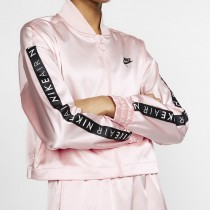 JAKNA W NSW AIR TRK JKT SATIN
