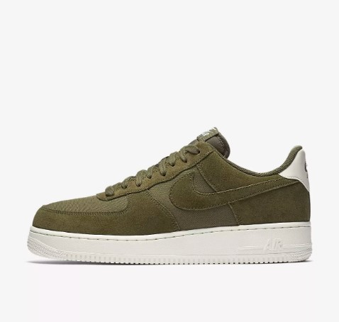 TENISICA  AIR FORCE 1 '07 SUEDE