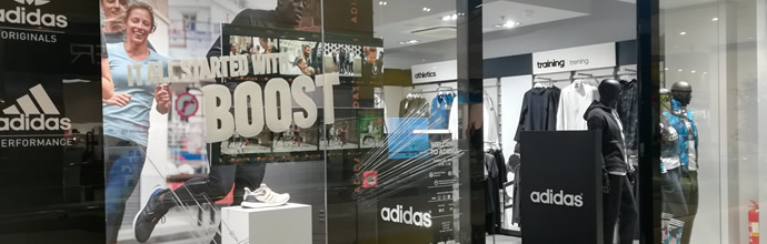 adidas Shop - Split
